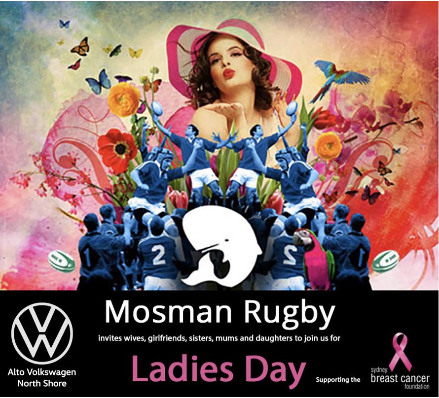 Ladies Day Invite (VW)